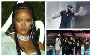 Rihanna, Damso et Sexion d'Assaut sont très attendus en 2020.