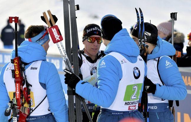 Biathlon EN DIRECT: Les Bleus favoris face à une Norvège diminuée?.. Le relais hommes en live à partir de 14h00