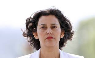 Myriam el Khomri, le 19 mai 2015