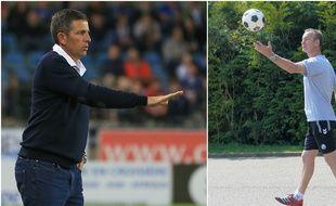 Thierry Laurey et Jean-Marc ont donc tous les deux été coach du Racing club de Strasbourg.