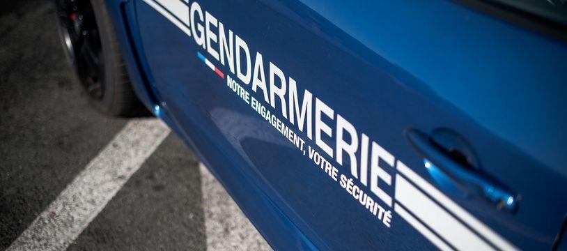 Une course-poursuite s'était engagée entre le conducteur et les gendarmes (illustration).