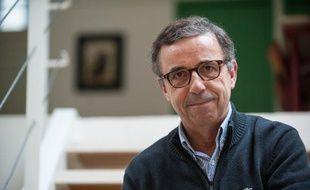 Pierre Hurmic, chef de file des Verts à Bordeaux