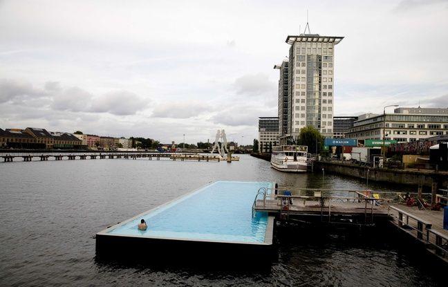 Strasbourg: Piscine et hôtel flottants, la ville se mouille et lance un concours d'idées