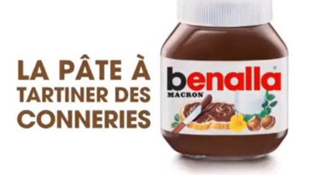 Après Emmanuel Macron, «Burger Quiz» se moque de l'affaire Benalla