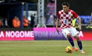 Ognjen Vukojevic avec la Croatie en 2013.