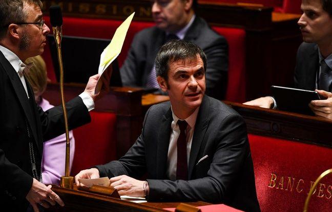 Réforme des retraites: Olivier Véran, le nouveau ministre de la Santé, vante une «ambition immense»