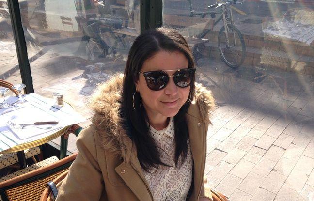 Najet Rami, supportrice de l'OM