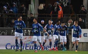 Ligue 1: Gonflé à bloc, Strasbourg aborde le derby à Metz avec la confiance et une belle place au classement