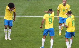 Neymar et la célébration flashbang