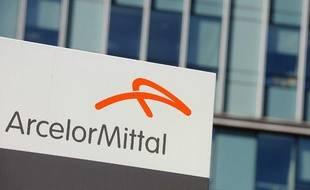 Le siège d'ArcelorMittal à Paris, le 1er octobre 2012.
