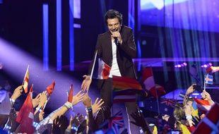 Amir a représenté la France à l'Eurovision 2016 à Stockholm (Suède).