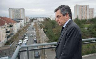 François Fillon, le 28 février 2016 à Meaux.