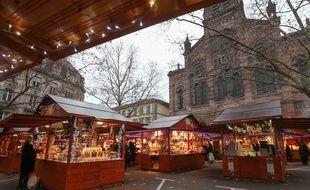 Attentat à Strasbourg: Les modalités de la réouverture du marché de Noël à la sécurité renforcée (Archives)