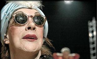 Avec Gardenia, la comédienne transsexuelle Vanessa Van Durme réalise son rêve.