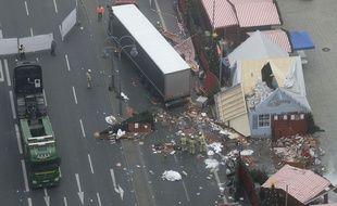 Fausses informations et théories complotistes ont vite émergé sur le web après l'attentat meurtrier sur le marché de Noël à Berlin.