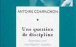 Une question de discipline : entretiens avec Jean-Baptiste Amadieu