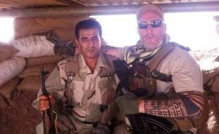 Trois membres d'une bande de motards ont rejoint les Kurdes pour combattre le groupe Etat islamique