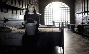 Soeur Mary Eunice (Lily Rabe) dans «American Horror Story : Asylum»
