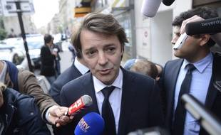 François Baroin, le 10 juin 2014.