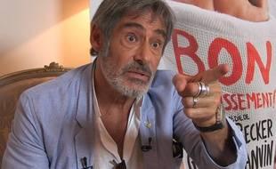 Gérard Lanvin est à l'affiche de «Bon rétablissement», de Jean Becker, en salles le 17 septembre.