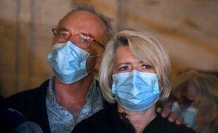 Isabelle et Jean-Pierre Fouillot