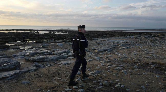 Migrants à Calais: Plus de 9.500 tentatives de traversées vers l'Angleterre en 2020