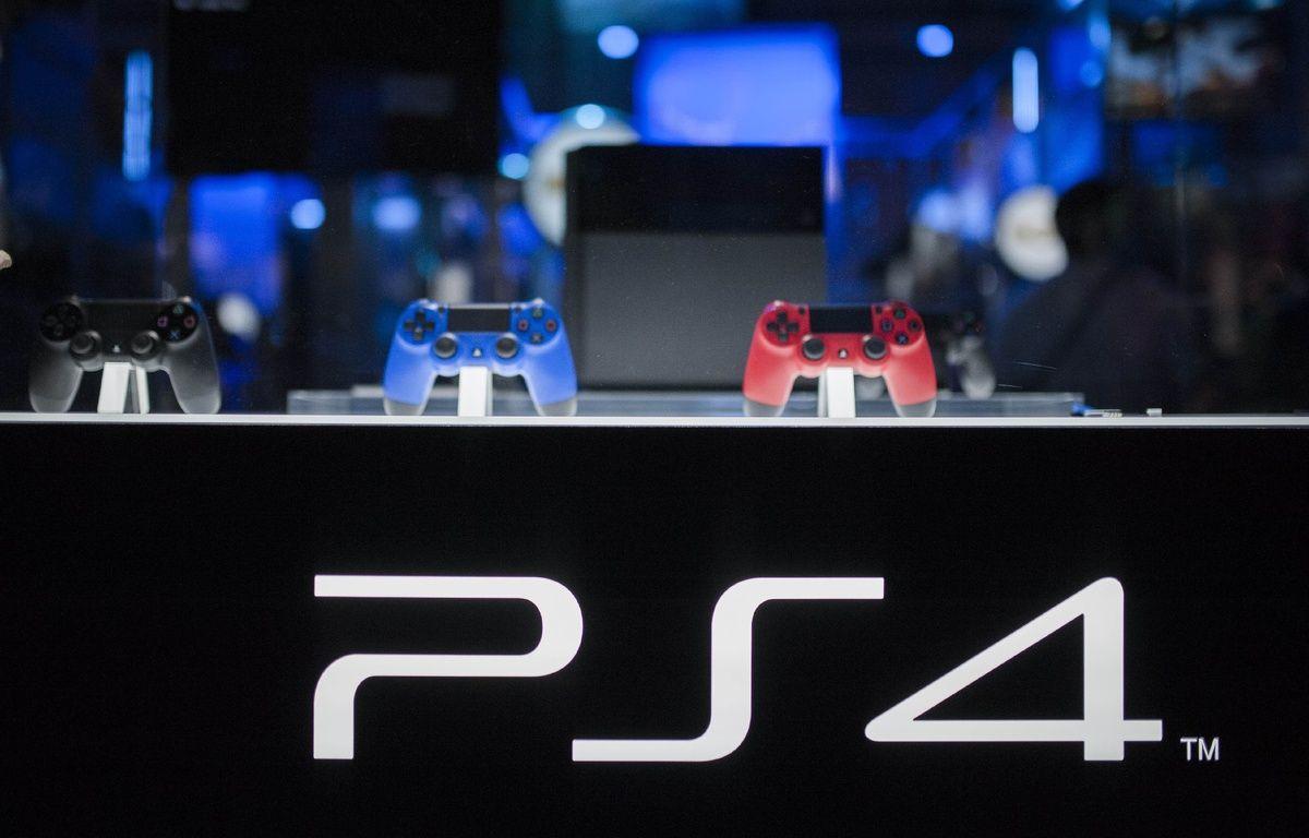 La Playstation 4 de Sony est sortie en novembre 2013. – N.DATICHE/SIPA/AP