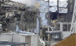 La centrale japonaise de Fukushima.