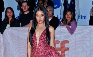 L'actrice Constance Wu au Toronto International Film Festival 2019