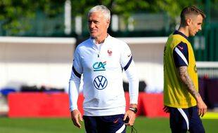 Didier Deschamps ne regrette pas le choix de  Laporte