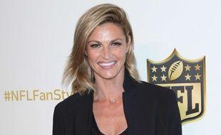 La journaliste américaine Erin Andrews le 24 septembre 2015.