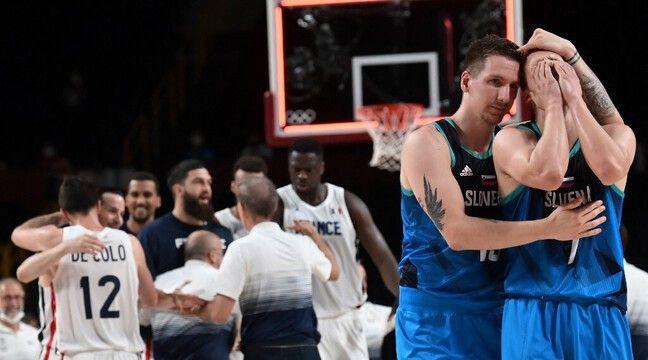 JO 2021 Basket EN DIRECT - France-Slovénie : Ils l'ont fait les cochons, ils l'ont fait !!!... Les Bleus sont en finale des Jeux...