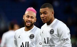 Neymar et Mbappé ne seront pas du voyage à Amiens.