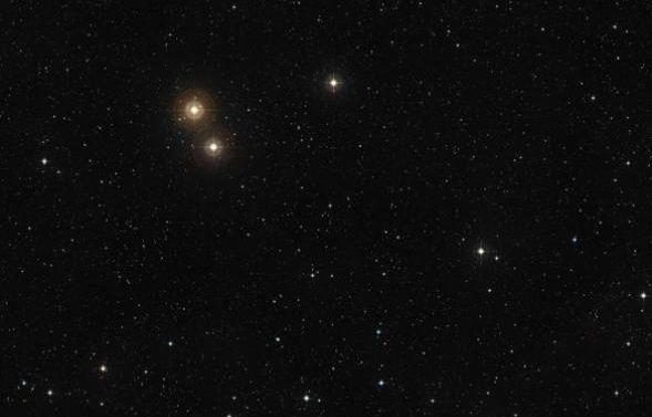 Ciel étoilé. – L.Calcada/REX/SIPA
