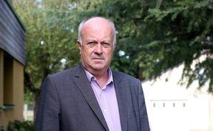 Le maire de Langouët Daniel Cueff est devenu la figure de la lutte contre les pesticides.