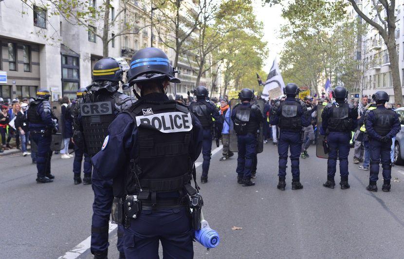 Un CRS « sniper » était-il présent à Montpellier pendant l'acte 52 des « gilets jaunes » ?