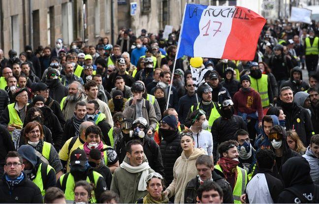 «Gilets jaunes» à Nantes: Un nouvel appel à manifester, la préfecture brandit l'interdiction