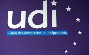 Logo de l'UDI, l'Union des démocrates et indépendants.