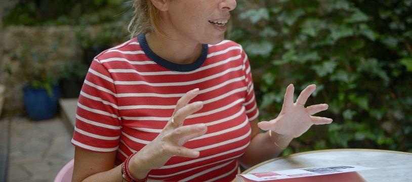 Léa Salamé en interview avec «20 Minutes » le 10 septembre 2020.