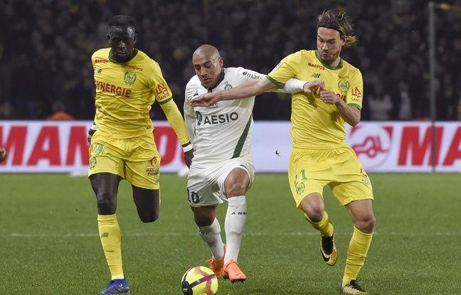 DIRECT. FC Nantes-ASSE: Les Canaris vont-ils enfin relever la tête et marquer un but surtout? Le match à suivre en live à partir de 16h55...