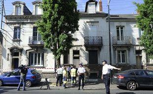 La maison Dupont de Ligonnès, boulevard Schuman, à Nantes, en avril 2011.