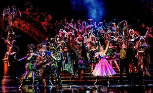 Masquerade dans Le Fantôme de l'Opéra