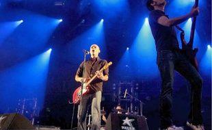 Gaëtan Roussel défendra son nouvel album Ginger sur scène en avril et en mai.