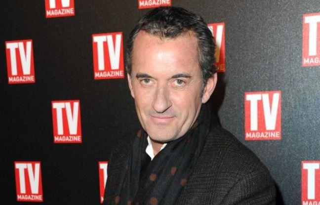 Christophe Dechavanne le 9 février 2012.