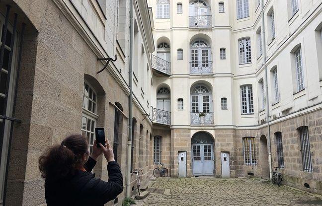 Nantes: On vous emmène dans les passages et cours secrètes de la ville