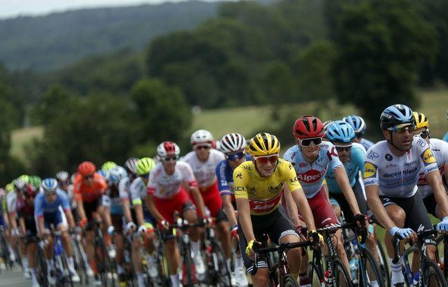Tour de France 2019 EN DIRECT: Et si Alaphilippe récupérait le maillot jaune à Saint-Etienne? Suivez la 8e étape avec nous