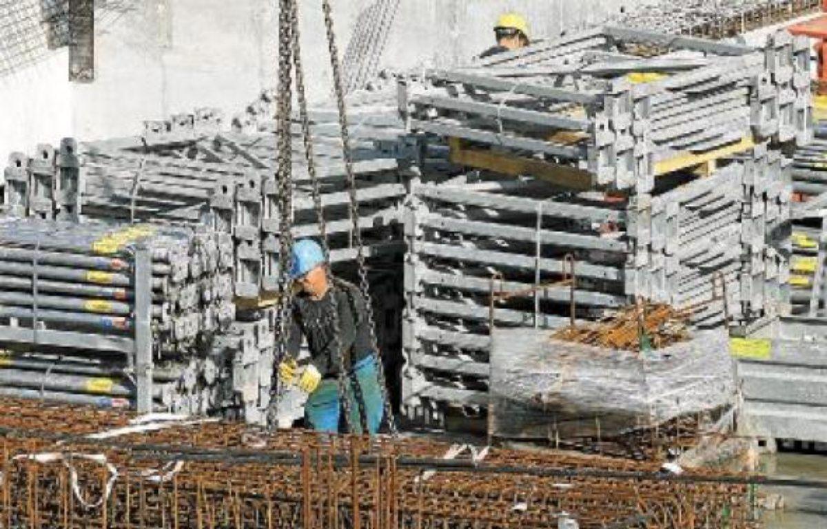Les ouvriers sont plus engagés en Paca. –  J.C. MAGNENET / ARCHIVES ANP / 20 Minutes