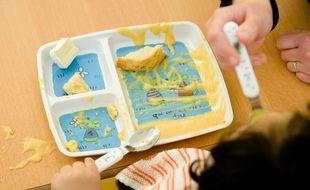 Une intoxication alimentaire dans 69 crèches en île-de-France (photo d'illustration).