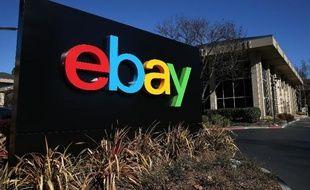 Le siège d'eBay à San José, en Californie, en janvier 2014