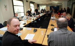 Denis Gravouil, négociateur de la CGT, a déchiré sa lettre de cadrage (image d'illustration).